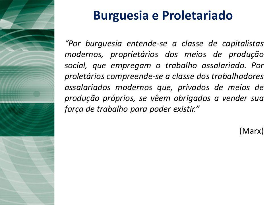 A sociedade civil é vista pela teoria marxista como uma construção cuja base é a economia. A organização da produção econômica é o fim da sociedade, q