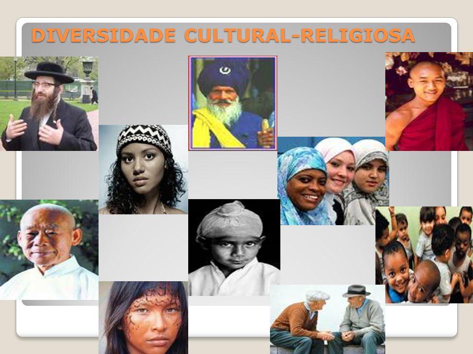 DIVERSIDADE CULTURAL-RELIGIOSA