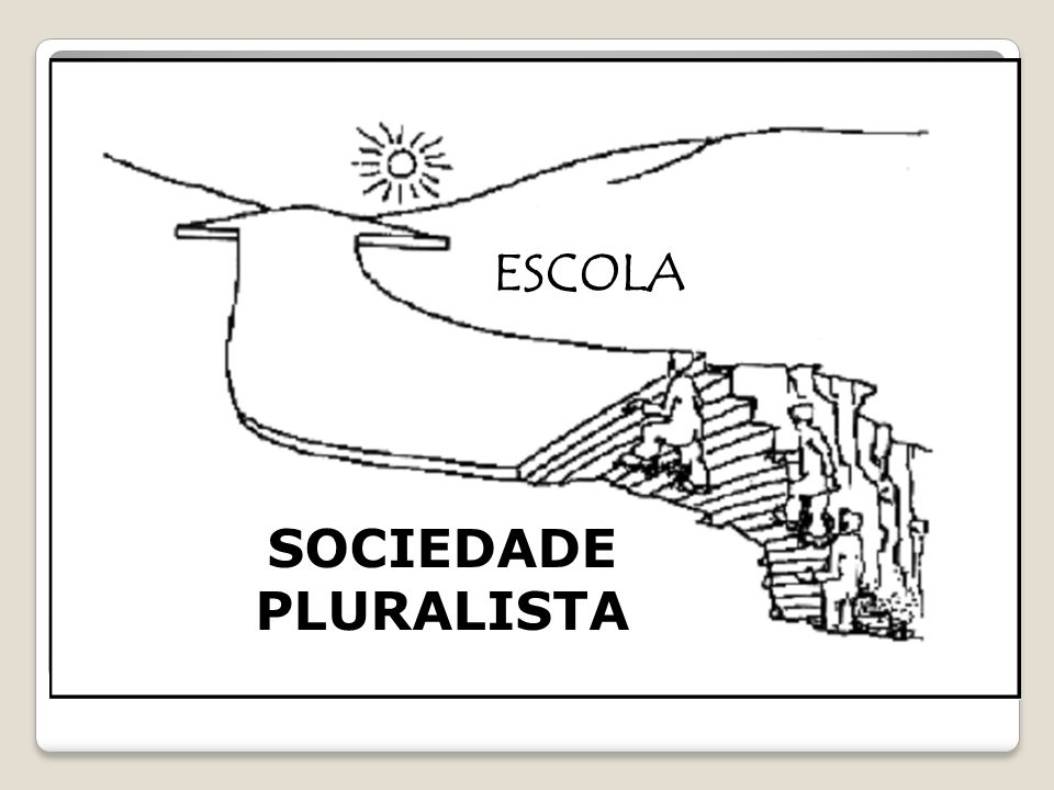 SOCIEDADE PLURALISTA ESCOLA