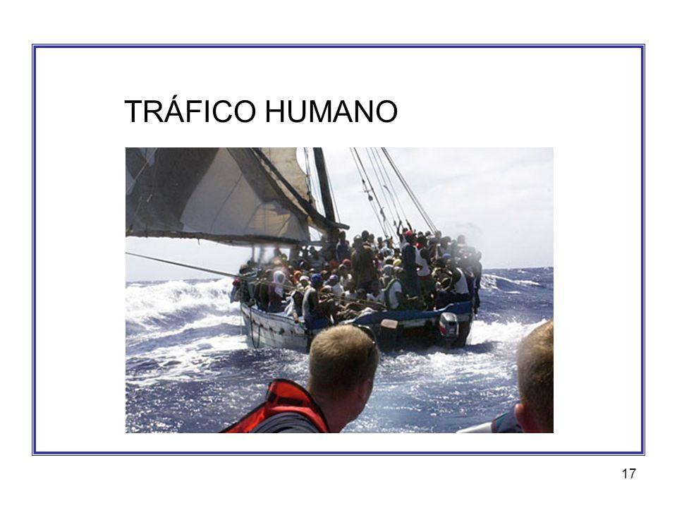17 TRÁFICO HUMANO