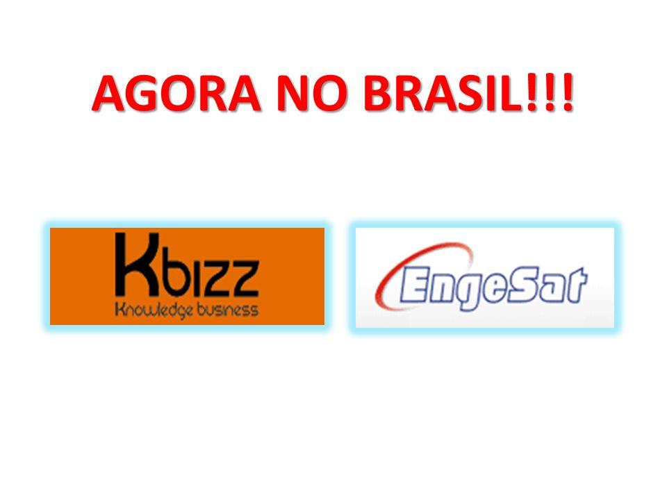 AGORA NO BRASIL!!!