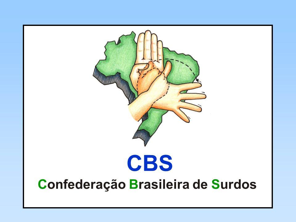 CBS Confederação Brasileira de Surdos