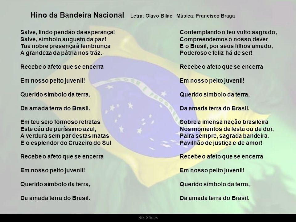Ria Slides A disposição das estrelas na bandeira do Brasil reproduzem parte de uma esfera celeste vista como se estivesse nas mãos de um artista, que