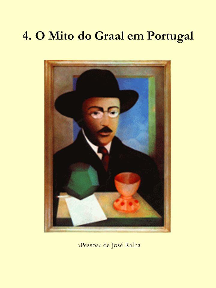 4. O Mito do Graal em Portugal «Pessoa» de José Ralha