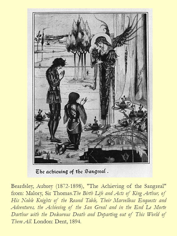 Beardsley, Aubrey (1872-1898),
