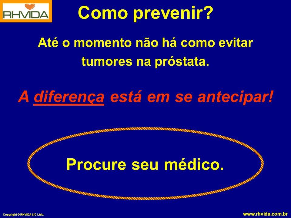 www.rhvida.com.br Copyright © RHVIDA S/C Ltda.Como prevenir.