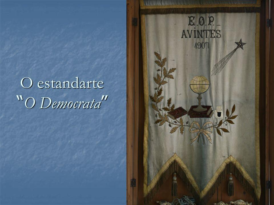 O estandarte O Democrata O estandarte O Democrata