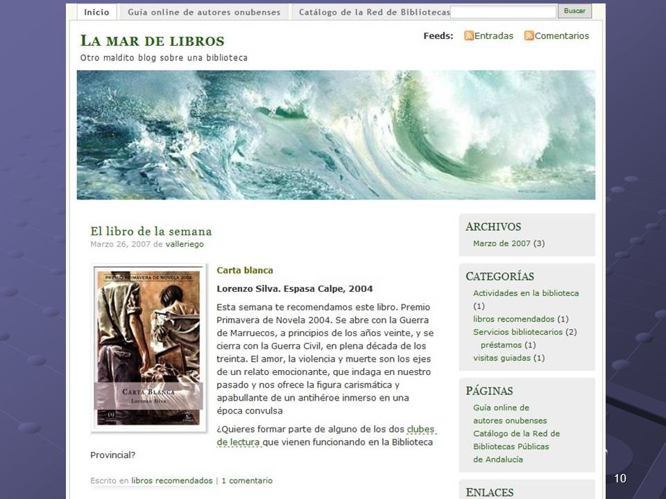 10 I ENCONTRO REGIONAL CLUBES DE LEITURA DO ALGARVE (Portimao, Abril, 2009)