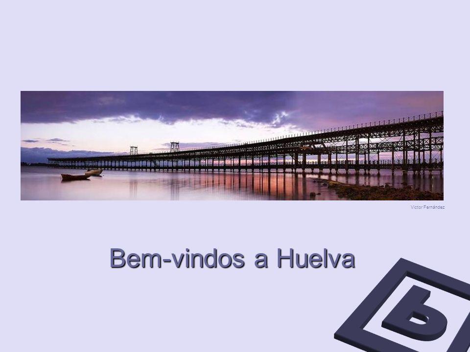 Bem-vindos a Huelva Victor Fernández
