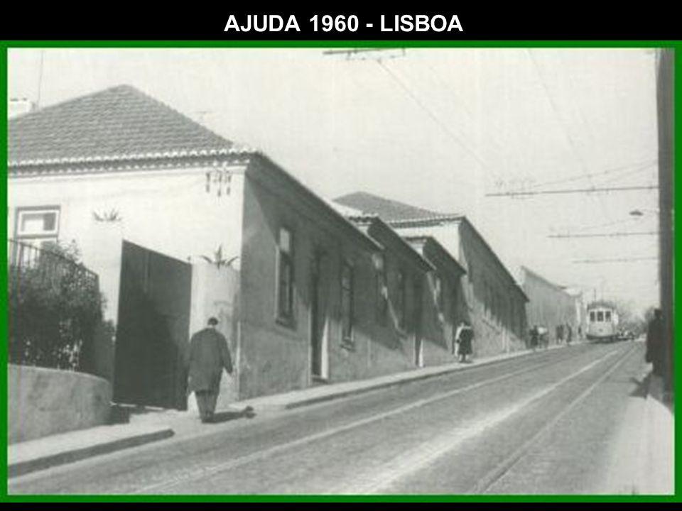 AJUDA 1960 - LISBOA