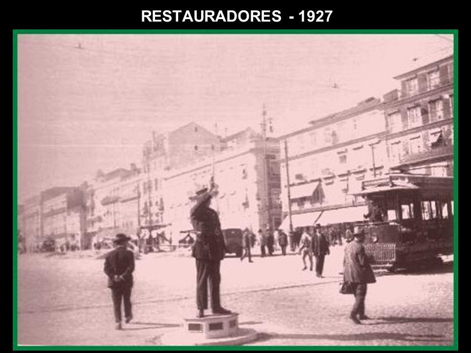 RESTAURADORES - 1927