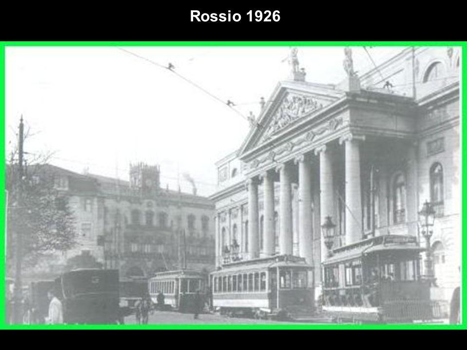 Rossio 1926