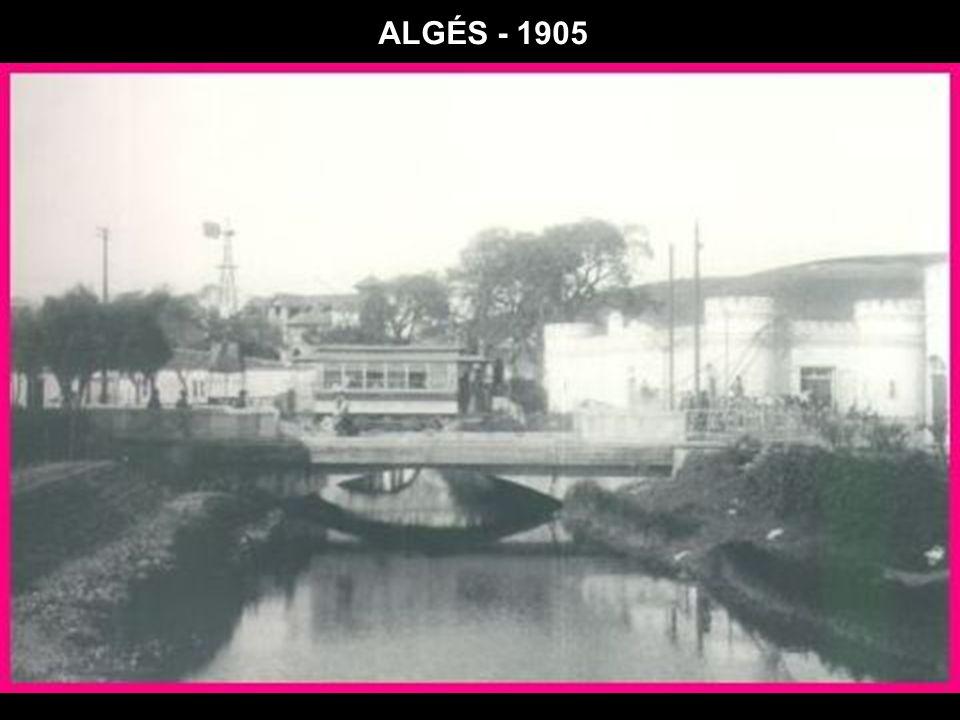 ALGÉS - 1905