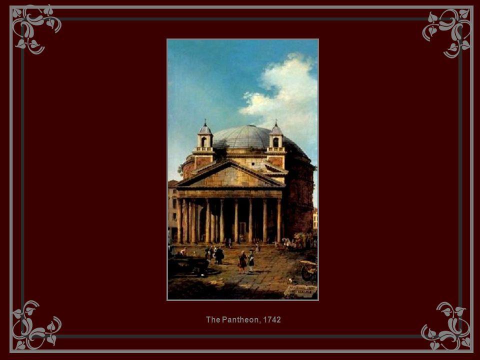 The Stonemason's Yard, 1726-30