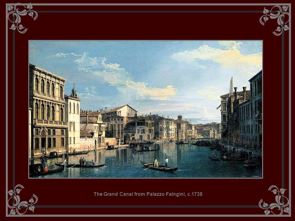 The Pantheon, 1742