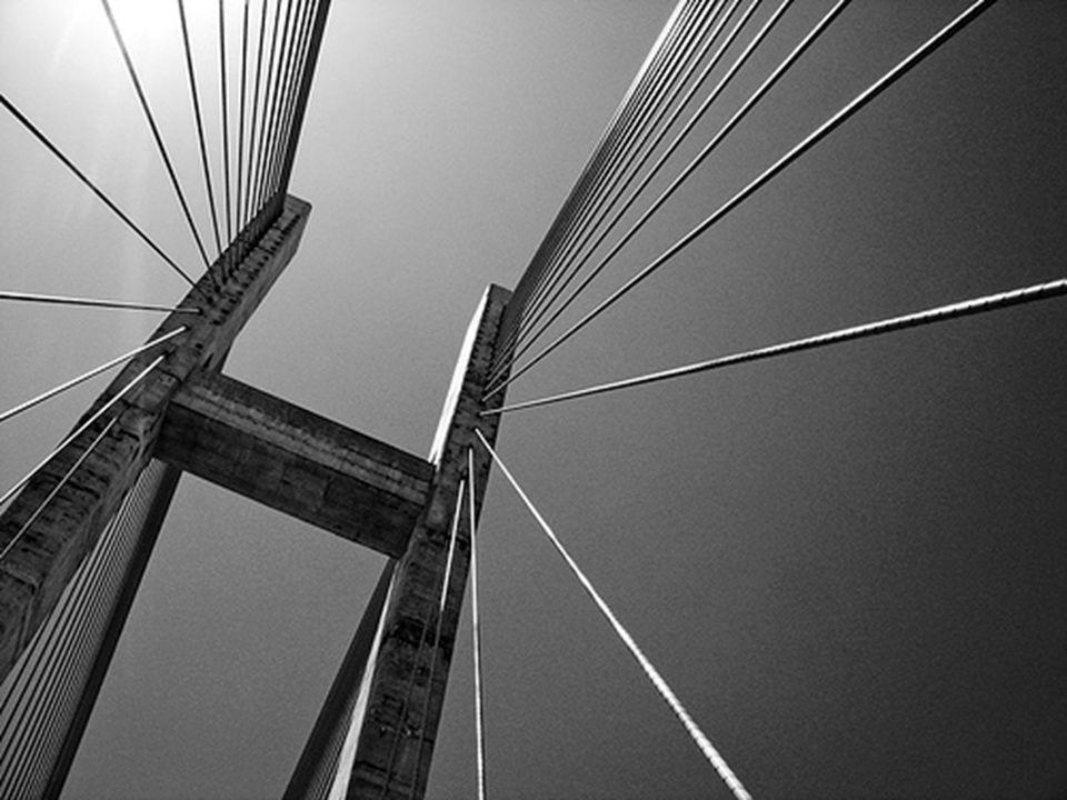 Ponte Metálica Benjamin Constant Construída de 1892 a 1895, suas peças foram todas importadas da Inglaterra.