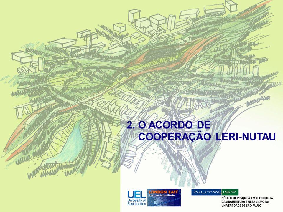 2. O ACORDO DE COOPERAÇÃO LERI-NUTAU
