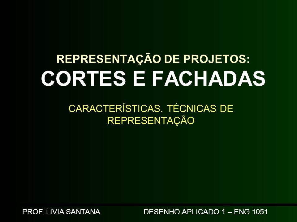 PROJETO ARQUITETÔNICO NBR 6492 Representação de projetos de arquitetura Os desenhos básicos que compõem um projeto de arquitetura: -PLANTA BAIXA -COBERTURA -CORTES -ELEVAÇÕES OU FACHADAS -PLANTA DE SITUAÇÃO -PLANTA DE LOCAÇÃO (OU IMPLANTAÇÃO) -OUTROS (EXEMPLO: PERSPECTIVAS)