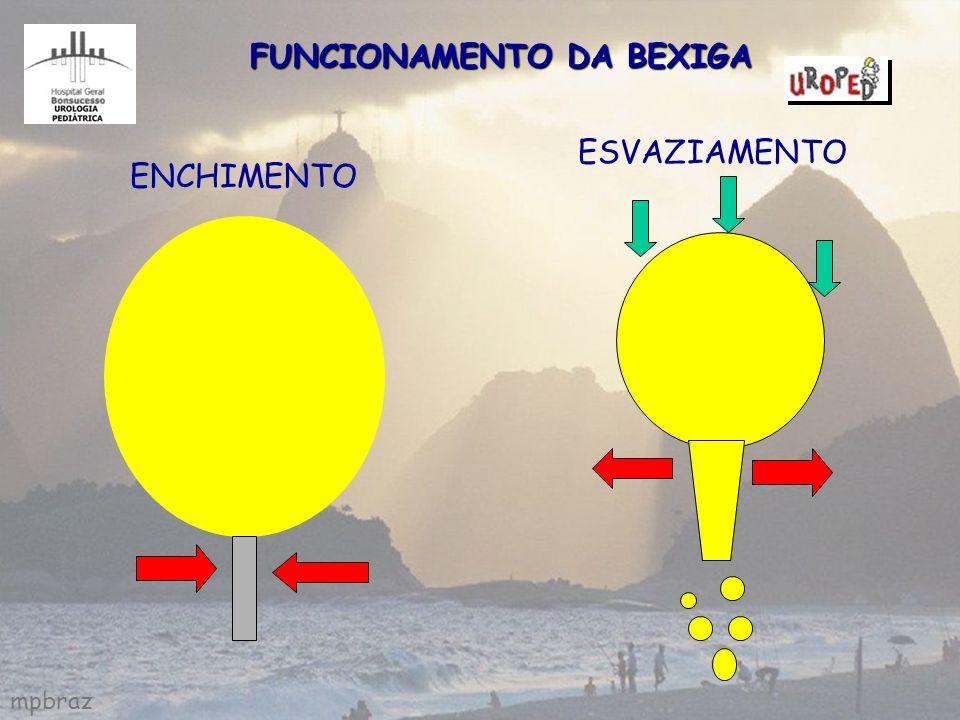 mpbraz FUNCIONAMENTO DA BEXIGA ENCHIMENTO ESVAZIAMENTO