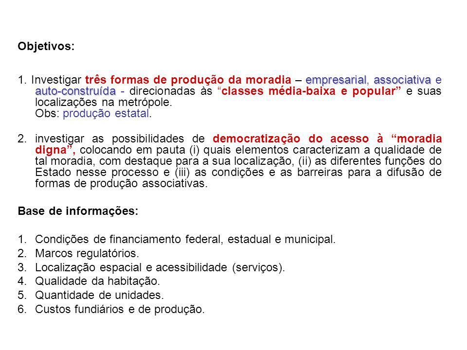 São Paulo União Nacional - Zona Leste – Conj.