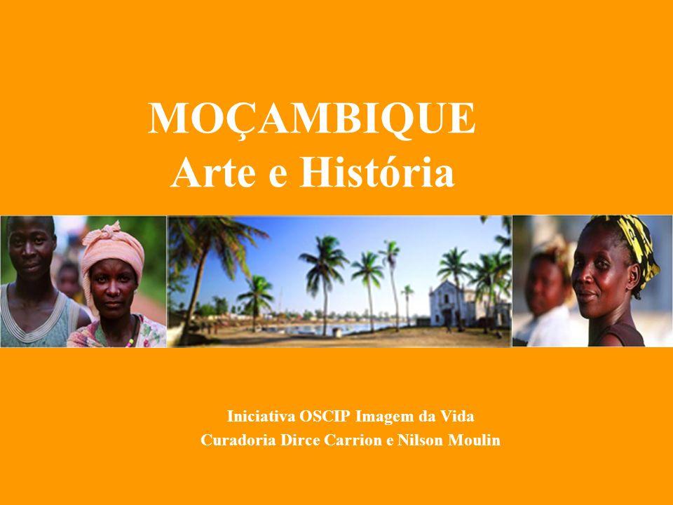 Síntese do projeto Moçambique Arte e História Realização de evento sobre Moçambique, envolvendo exposição de artes plásticas (cerâmica, xilogravura, artesanato e fotografia), mostra de cinema e um ciclo de debates sobre variados aspectos da cultura do país e das suas relações com o Brasil através dos tempos.