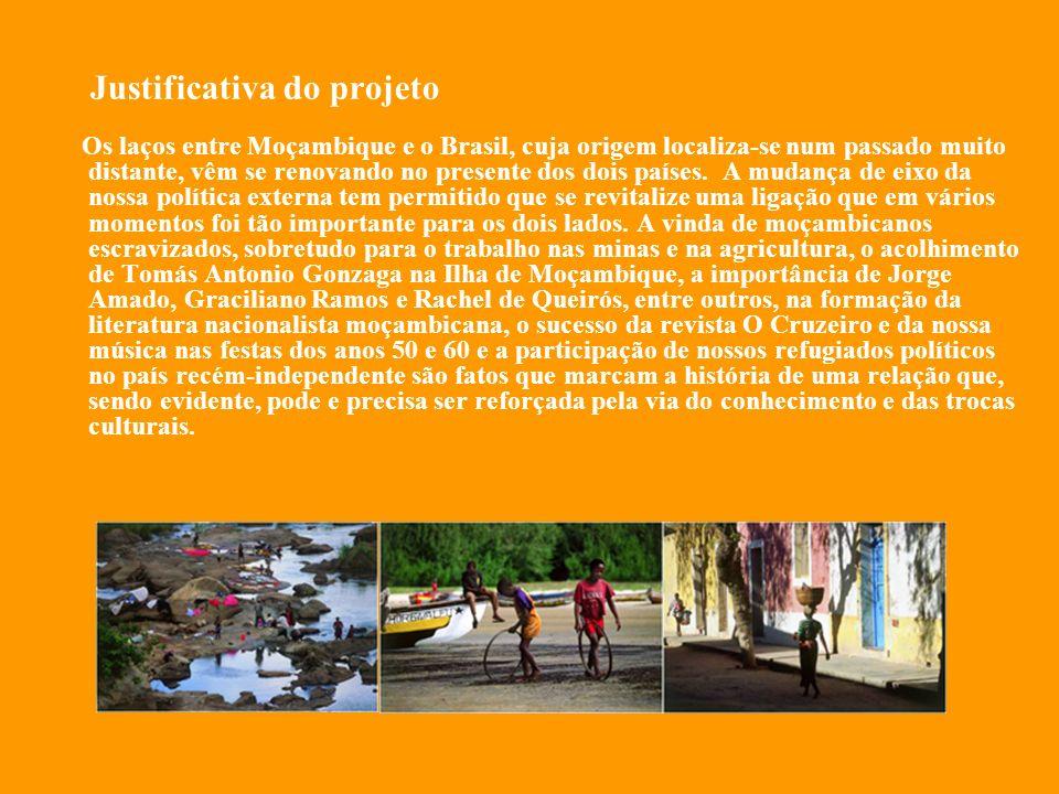 A exposição de produtos culturais e a organização de debates que incorporem as vozes de artistas e intelectuais moçambicanos que vêm contribuindo para o desenvolvimento do jovem país certamente oferecem ao público brasileiro a oportunidade de estabelecer um diálogo com visões pouco contempladas entre nós.
