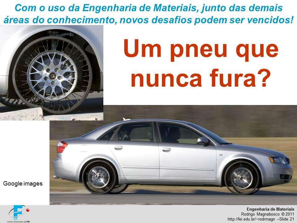 Engenharia de Materiais Rodrigo Magnabosco © 2011 http://fei.edu.br/~rodrmagn –Slide 21