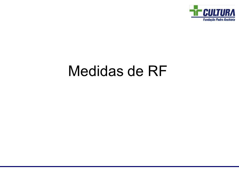 Medidas de RF