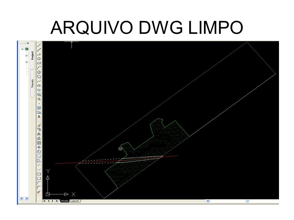 ARQUIVO DWG LIMPO