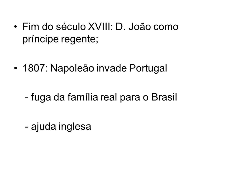 Março de 1831: - Ministério dos Brasileiros * Abril de 1831: - abdicação do trono; - seu filho Pedro de Alcântara, de apenas 5 anos de idade, permanece no país como príncipe regente.