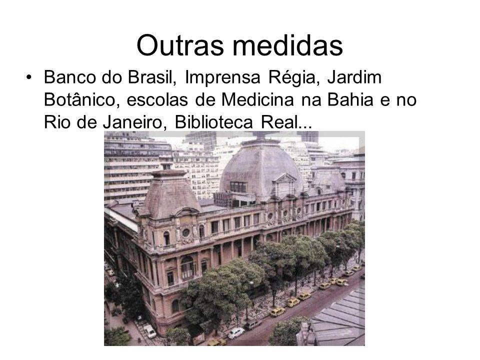 Transformações no Rio de Janeiro Modernização; Desocupação e re-ocupação das melhores residências;