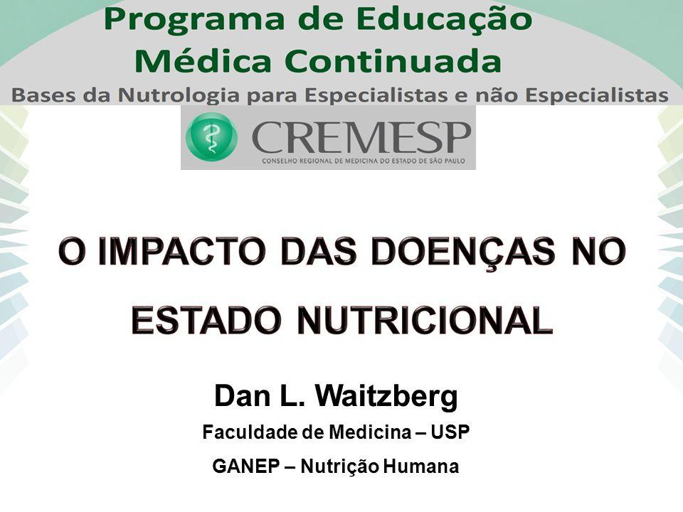 p < 0,05 hérnia de parede abdominal doença bilio- pancreática TGI baixo TGI alto não definido 19% 36% 45% Nutrido Desnutrido moderado Desnutrido grave 374 pacientes n.