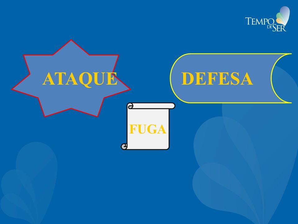 ATAQUE DEFESA FUGA