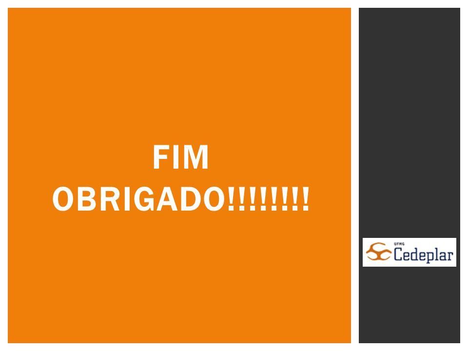 FIM OBRIGADO!!!!!!!!