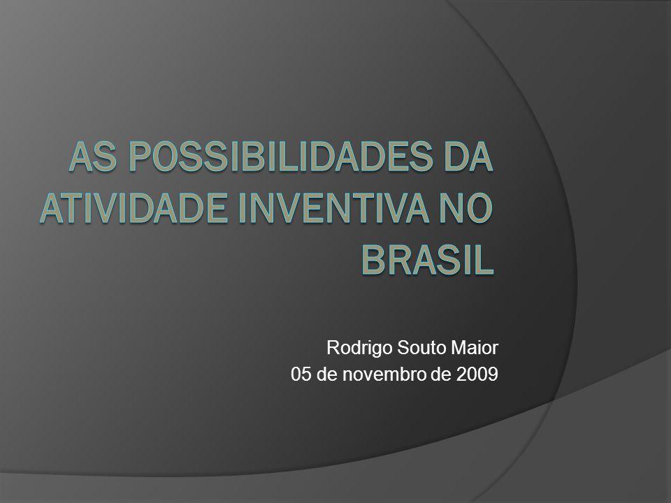 Rodrigo Souto Maior 05 de novembro de 2009