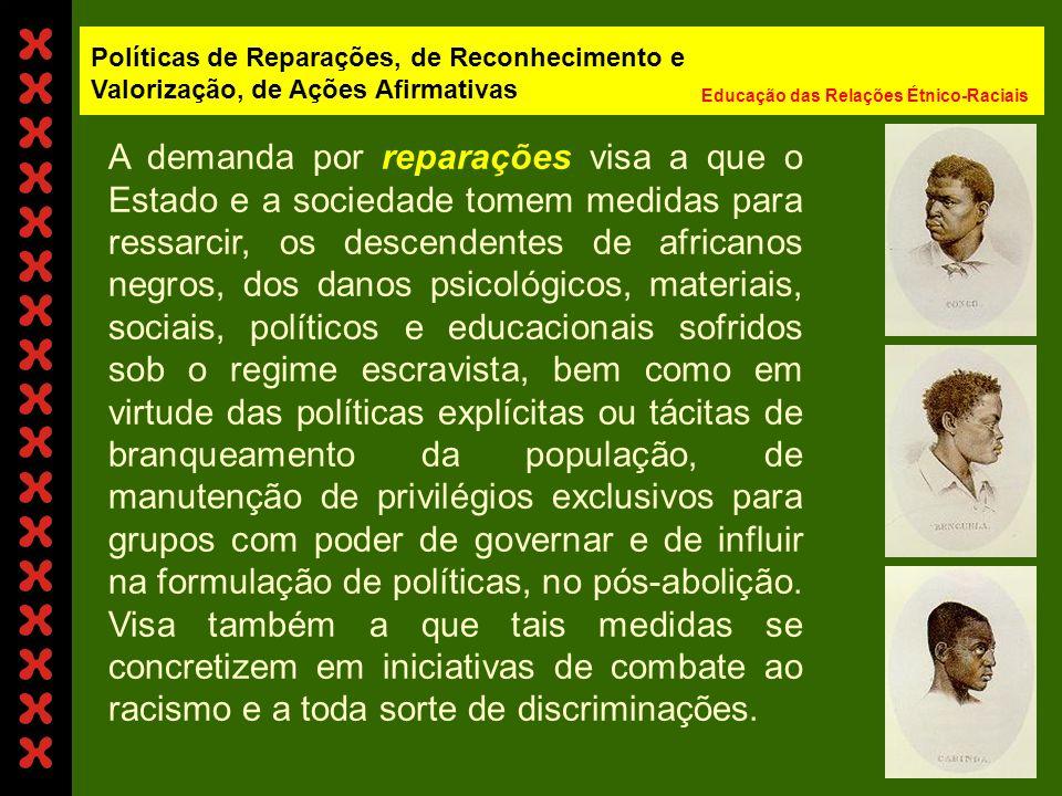 Educação das Relações Étnico-Raciais Lei 10.639/2003 que estabelece a obrigatoriedade do ensino de História e Cultura Afro-Brasileira e Africana na Ed