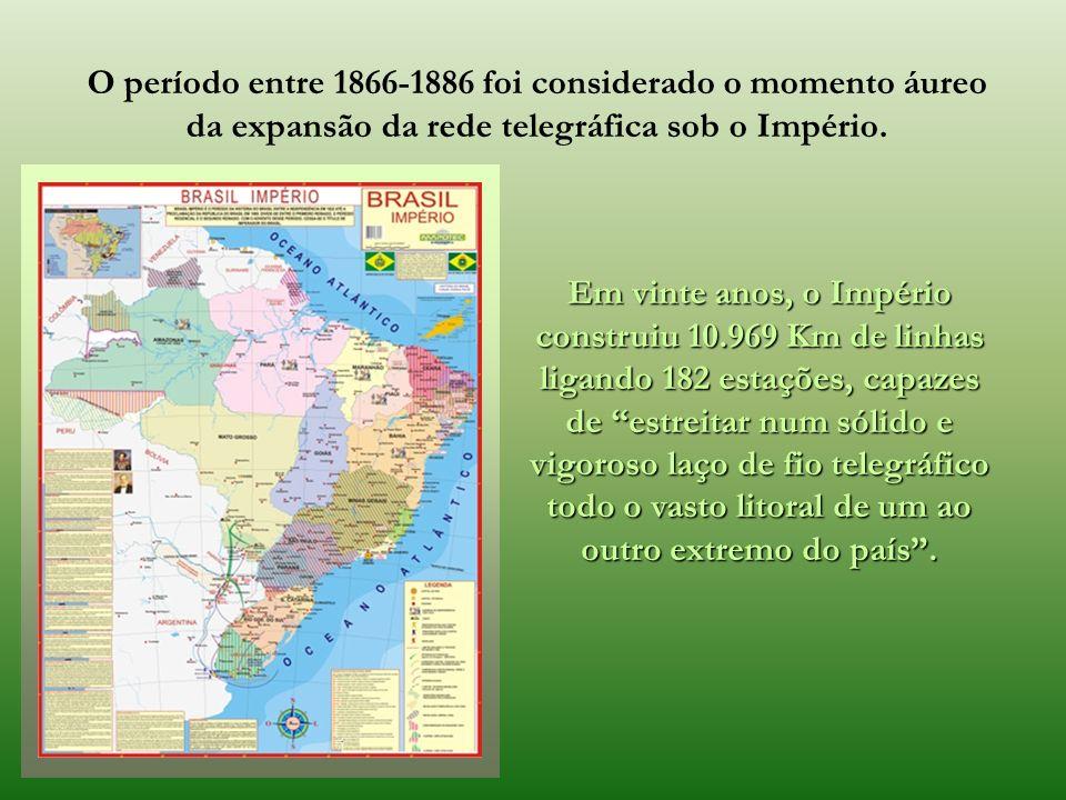 - ao presidente da Brazilian Submarine Telegraph Company (mais tarde, Western Telegraph Co.) e aos monarcas de Portugal, Inglaterra e Áustria. Imperad