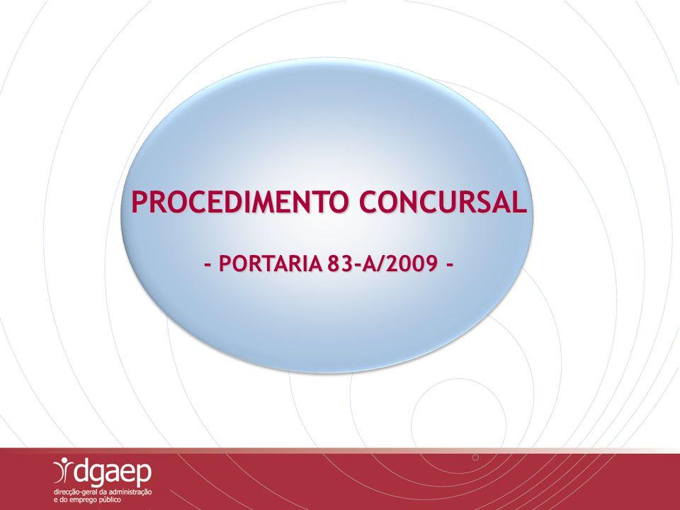 FUNCIONAMENTO TRANSITÓRIO DA ECCRC – ENTIDADE CENTRALIZADA PARA CONSTITUIÇÃO DE RESERVAS DE RECRUTAMENTO RESERVAS DE RECRUTAMENTO Compete à Direcção-Geral da Administração e Emprego Público (DGAEP) assegurar transitoriamente a realização do procedimento concursal para constituição de reservas de recrutamento em entidade centralizada.