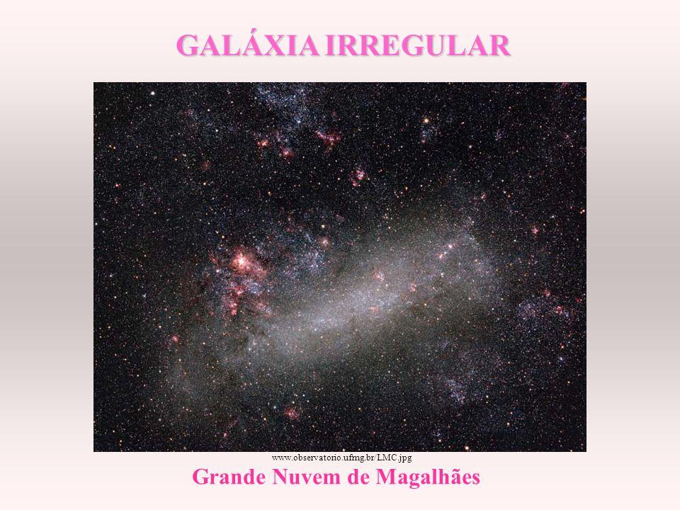 GALÁXIA ELÍPTICA M 87 apod.nasa.gov/apod/image/0406/m87_cfht.jpg