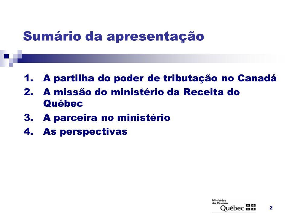 13 3.A parceria no ministério da Receita Tomar em conta as expectativas e as necessidades dos clientes 3.1Porque tomá-las em consideração .