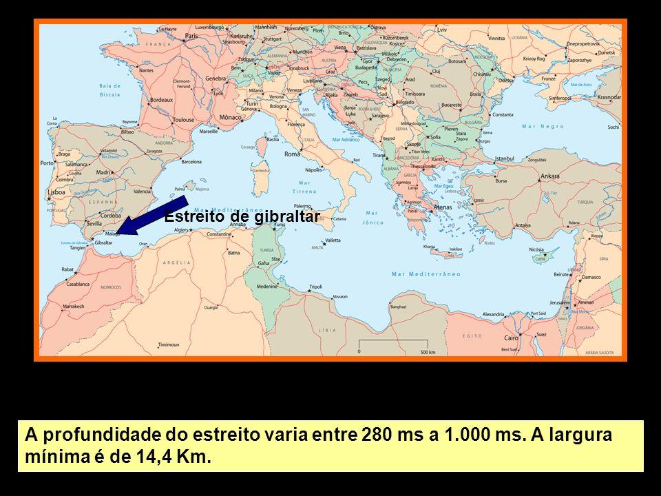 GIBRALTAR é um território britânico ultramarino, localizado no extremo Sul da Península Ibérica.. O estreito de Gibraltar é uma separação natural entr