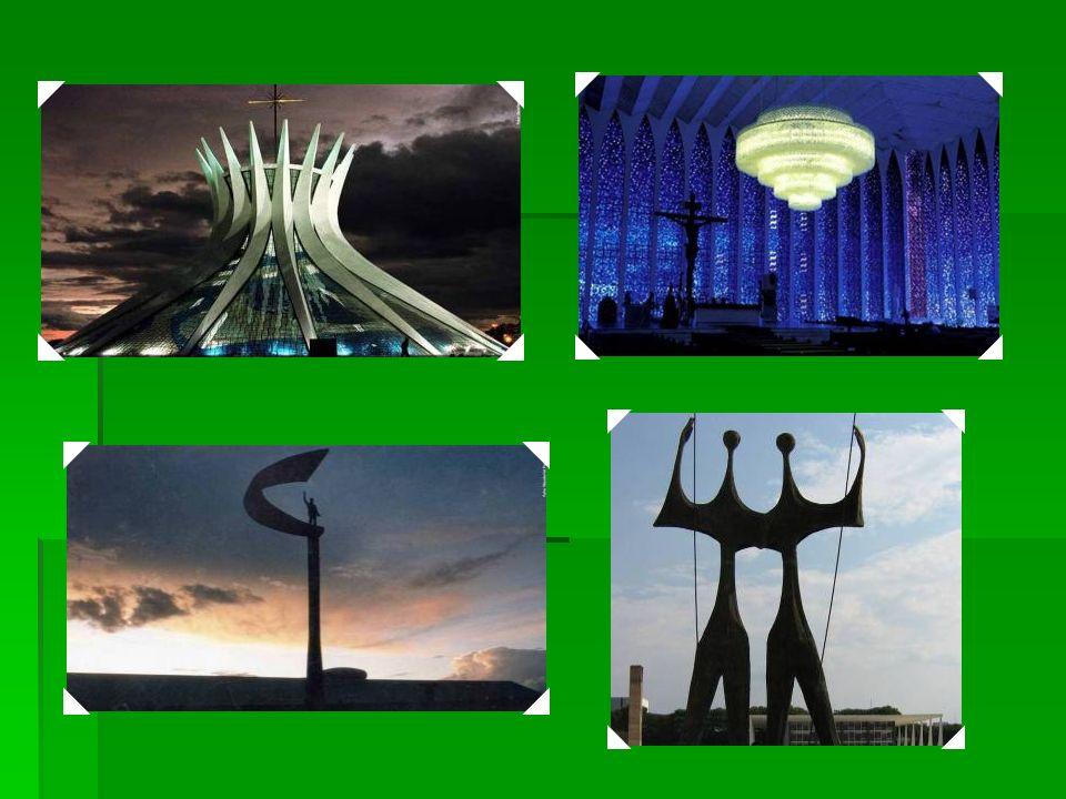1987 Plano Piloto de Brasília – Brasília, a capital criada no centro do país em 1956, é uma referência na história do planejamento de cidades. Foi pla