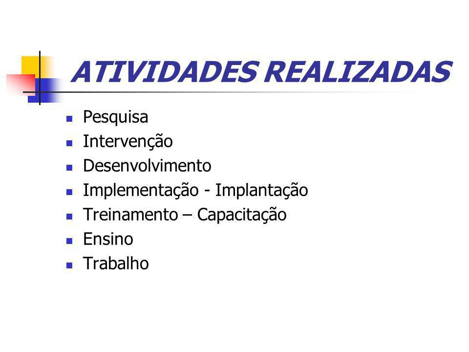 Resultados Esperados A escola: Melhor resultado nas avaliações internas e externas como PROEB, Prova Brasil, concursos acadêmicos e trabalhistas.