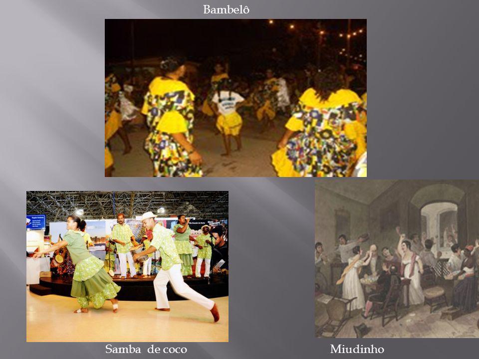 Bambelô Samba de cocoMiudinho