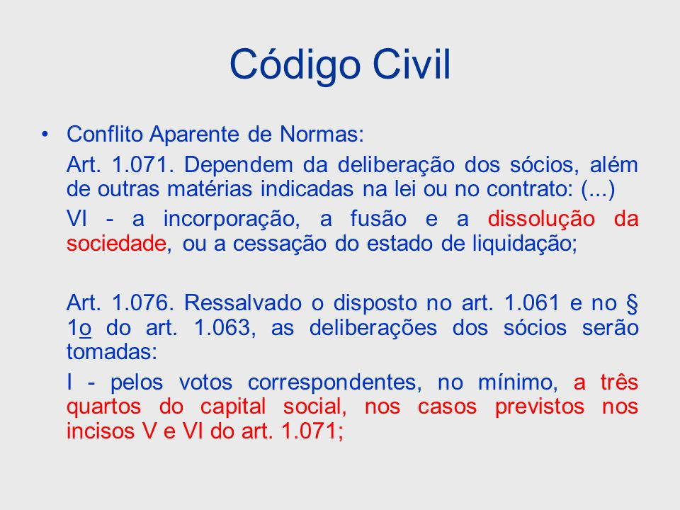 Código Civil Art.1.077.