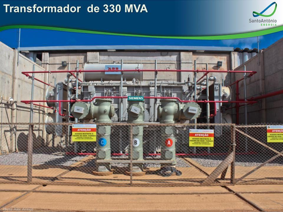 Transformador de 330 MVA