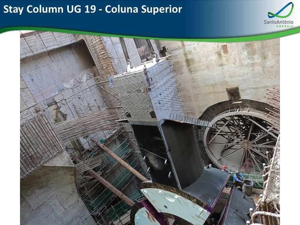 Stay Column UG 19 - Coluna Superior