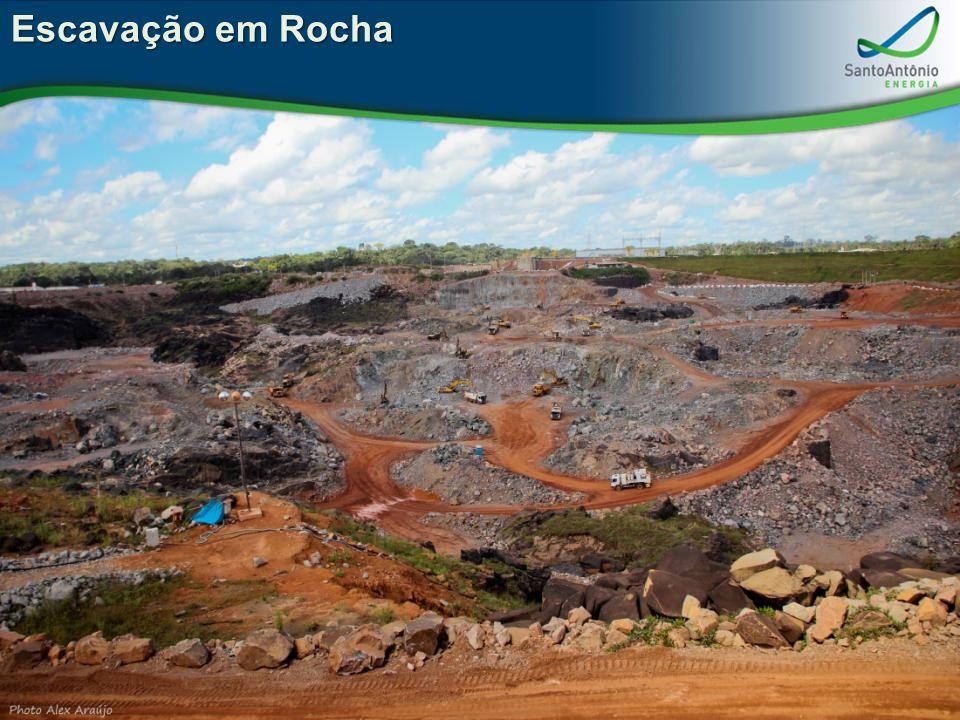 Escavação em Rocha