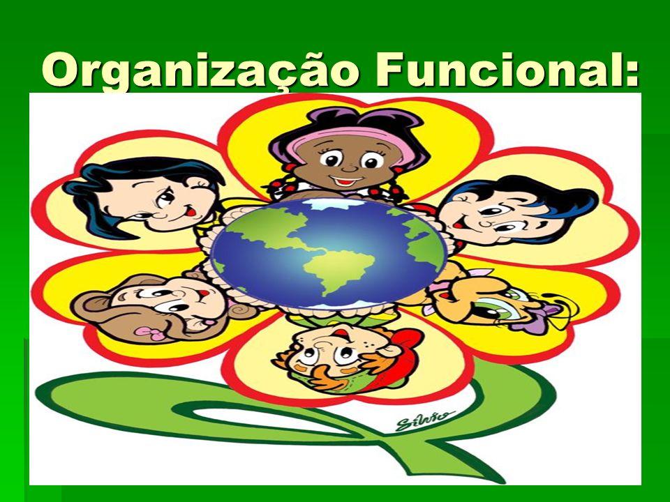 Organização Funcional: