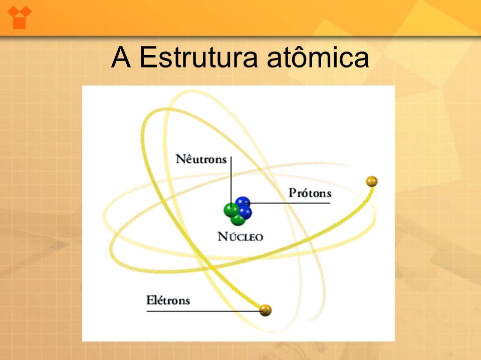A Estrutura atômica